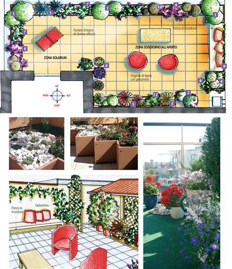 terrazzo fiorito balconi fioriti e terrazzi fioriti come progettarli in