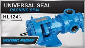 Universal Seal Series With Packing Seal Repair Guide