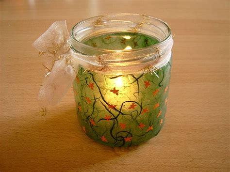 windlicht selber basteln diy candle holders candles und diy