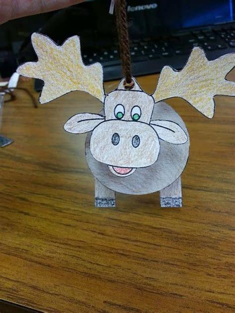 misadventures   ya librarian hanging moose craft