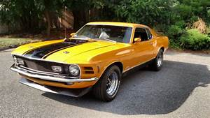 1970 Ford Mustang MARTI REPORT Grabber Orange 4 Speed for sale - Ford Mustang Mach I, Sportsroof ...