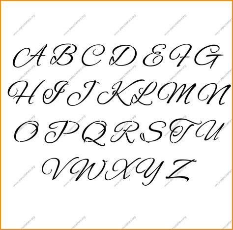9+ Cursive Letters Capital  This Is Design Stuff