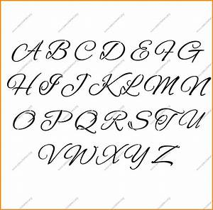 9 cursive letters capital this is design stuff With cursive letters and numbers