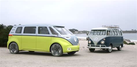 volkswagen microbus vw announces electric microbus for 2022 business insider