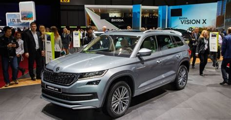 Skoda Kodiaq L&k Debuts At Geneva Motor Show 2018 [update]