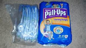 Free: WOW***31 Huggies Pull Ups Training Pants***Toy Story ...