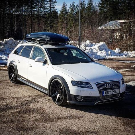 Audi A4 Avant Allroad  Low  Audi Vorsprung Durch Technik