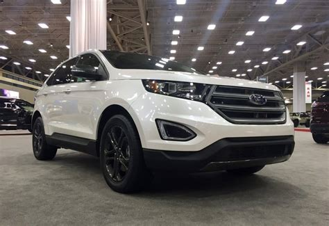 jeep cherokee gray 2017 car pro ford introduces 2018 edge sel sport package