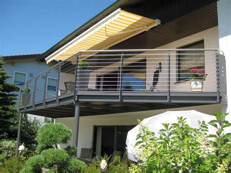 Balkon Aus Metall by Balkone Und Balkongel 228 Nder Kirchberger Metallbau