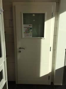 Porte D Entrée Blanche : porte d entr e bois blanche apf menuiserie sa ~ Melissatoandfro.com Idées de Décoration