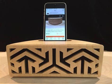 acoustic art  jay roberts phone amplifier passive amp