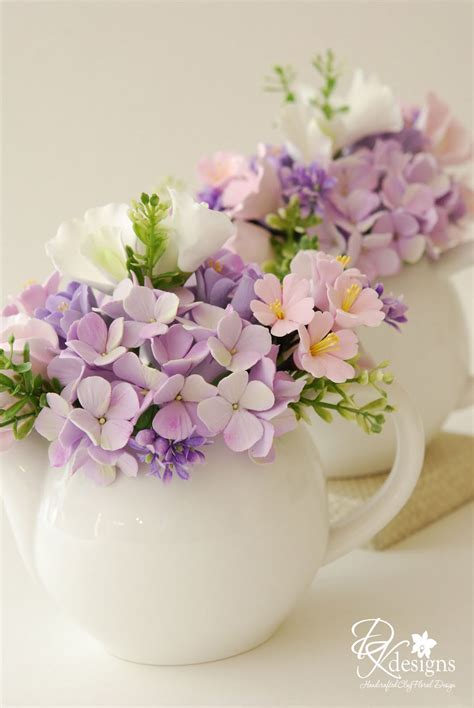 centerpieces for bridal shower dk designs bridal shower tea centerpieces