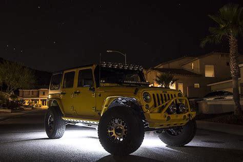jeep kc lights kc hilites 91313 gravity 174 pro6 led light bar for 07 17
