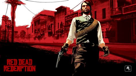Free Red Dead Redemption Wallpaper 34875 1920x1080 Px