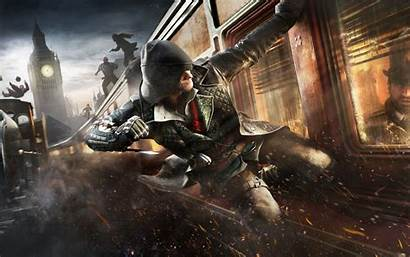 Creed Syndicate Wallpapers Pc Games Assassin Action