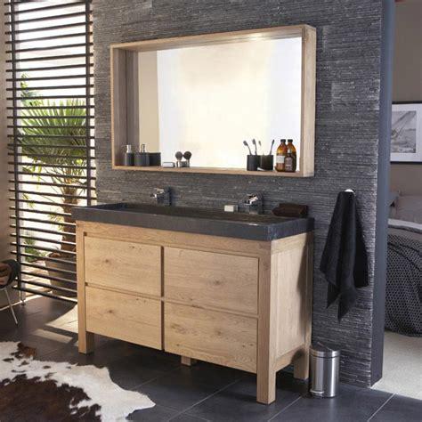 meuble de salle de bains ch 234 ne 140 cm harmon castorama