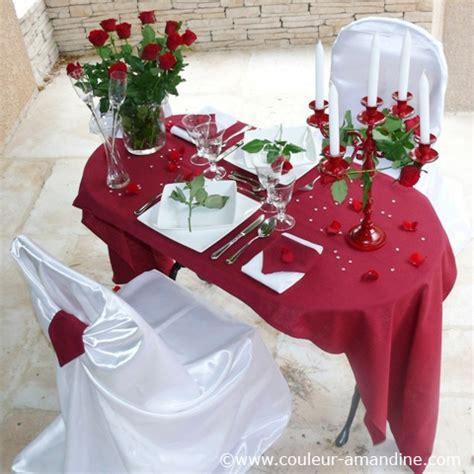 deco table valentin