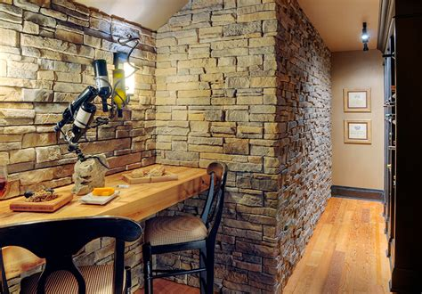 interior stone veneer diy project ideas fusion stone
