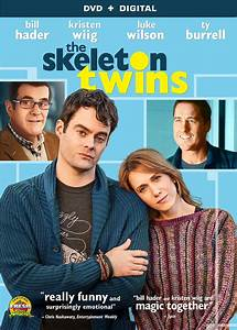 The Skeleton Twins DVD Release Date December 16, 2014