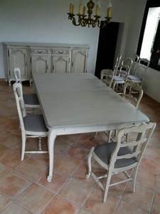 Chaise Moderne Avec Table Ancienne : comment actualiser mes meubles louis xv pour with chaise escabeau ancienne ~ Teatrodelosmanantiales.com Idées de Décoration