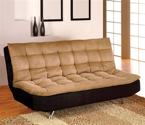 comfortable futon sofa bed ideal choice  modern