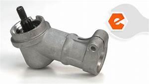 Trimmer Repair - Replacing The Gear Head  Ryobi Part   308210009