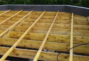 faire un toit plat en bois tp48 jornalagora