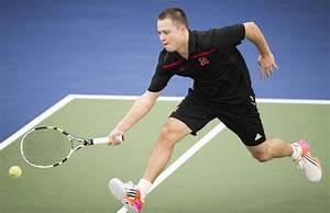Herrmann closes out Husker men's win over Lamar | Tennis ...