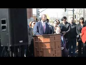Atlanta's Ebenezer Baptist Church Pastor Arrested - YouTube