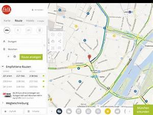 Route Berechnen Falk : routenplaner karte ~ Themetempest.com Abrechnung