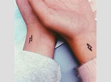Tatouage Couple Infini Date Tattooart Hd