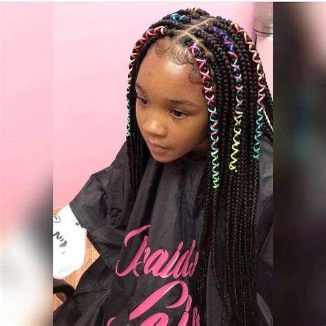 kids hair braiding styles hairstyles fashion