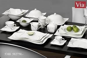 Tafelservice Modernes Design : tafelservice dacapo ritzenhoff breker ~ Michelbontemps.com Haus und Dekorationen