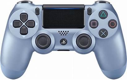 Dualshock Sony Titanium Ps4 Kontroler Playstation Azul