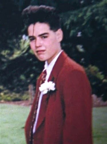 russell brand young russell brand looks like edward cullen before they were