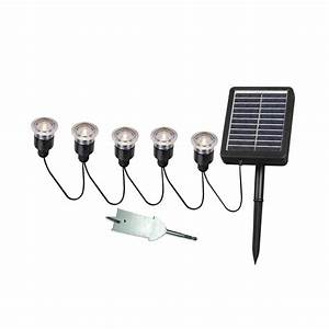 Kenroy home light solar led string with