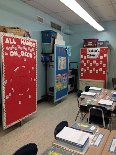 21 Best Nautical Themed Classroom Images On Pinterest