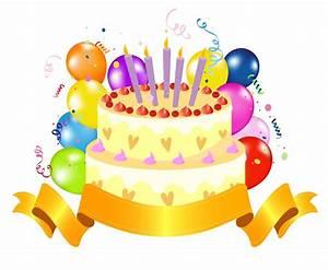 Birthday cake Free Vector / 4Vector
