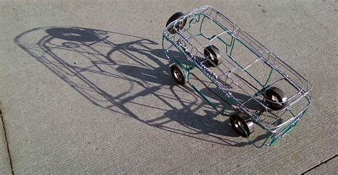 Wire Car by Wire Car Push