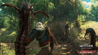 Blood Witcher Wine Geralt Pc Dlc Rivia
