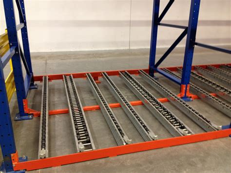 pallet flow rack pallet flow rack pallet flow rails warehouse rack and