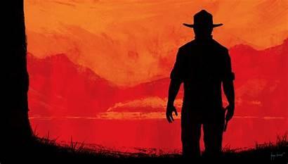 Redemption Dead Fan Wallpapers Games 4k Deviantart