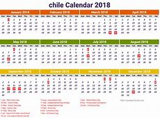 chilecalendar20182 newspicturesxyz