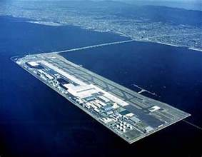 seaangels japan airport on artificial island
