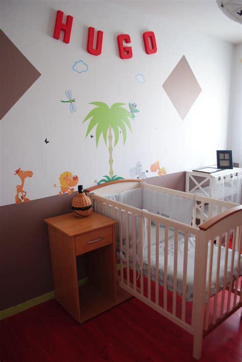 chambre theme jungle chambre d 39 hugo photo 1 4 chambre thème jungle
