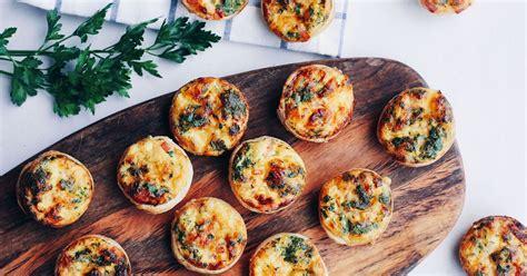 quiches mini recipes australia