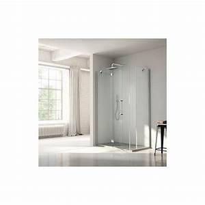 Porte De Douche D Angle : porte battante de douche maison design ~ Edinachiropracticcenter.com Idées de Décoration