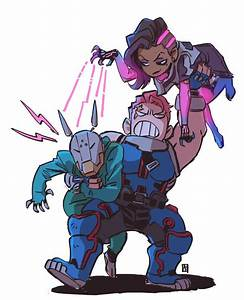 Zarya And The Hackers Overwatch Know Your Meme