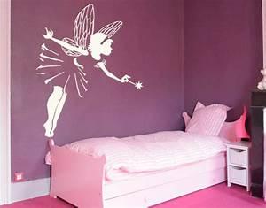 Deco Chambre Fille Princesse : stickers deco chambre fille princesse ~ Teatrodelosmanantiales.com Idées de Décoration
