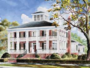antebellum house plans gallery for gt plantation style house plans